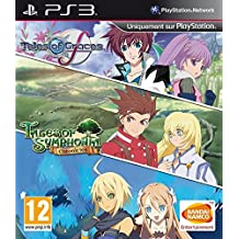 Compilation Tales Of Graces F + Tales Of Symphonia Chronicles