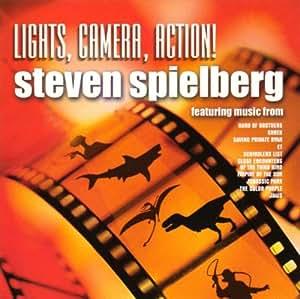 Lights, Camera, Action!: Steven Spielberg