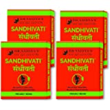 Dr. Vaidya's New Age Ayurveda | Sandhivati Pills | Ayurvedic Treatment For Joint and Muscle Pain | 24 Pills Each (Pack…