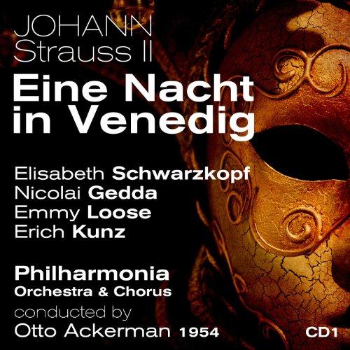 Johann Strauss II: Eine Nacht in Venedig (A Night in Venice), Act I: Hast du mir ein Kostüm (Musik Kleine Eine Nacht Kostüme)