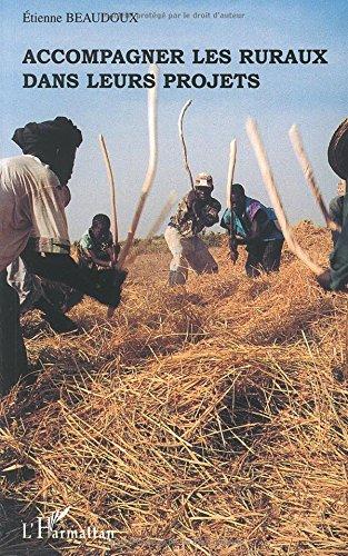 Accompagner les ruraux dans leurs projets. orientations methodologiques a p