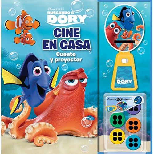 Buscando a Dory. Cine en casa: Cuento con proyector (Disney. Buscando a Dory) 6