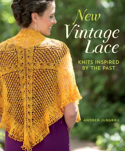 New Vintage Lace: Knits Inspired By the Past (English Edition)