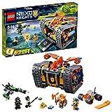 LEGO Nexo Knights 72006 - Axls Donnerraupe, Beliebtes Kinderspielzeug