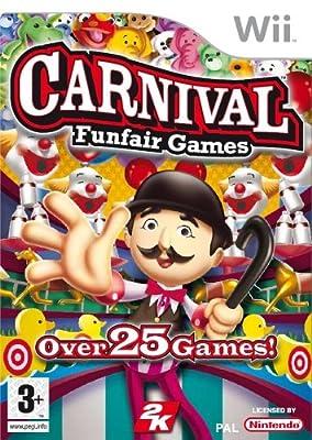 Carnival: Fun Fair Games (Wii) from Take 2