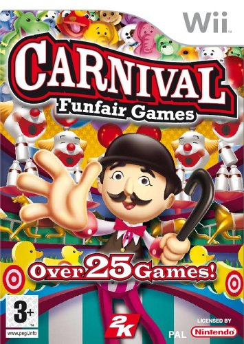 Carnival: Fun Fair Games (wii)
