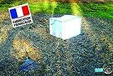 BAGUTIL Sac de Jardin 500 L Double épaisseur - Le Top de la solidité pour déchets Verts et Autres végétaux, branchages… avec poignées, par So Bag France