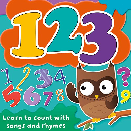 123: Learn to Count with Songs and Rhymes  Audiolibri