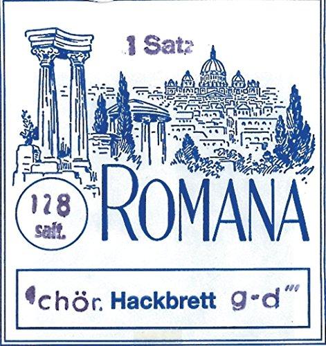 Romana Romana Saite für Hackbrett Gis2