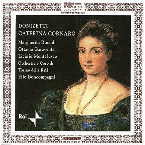 Caterina Cornaro: Prologue Scene 5: Cabaletta: Ah! Vieni t'affretta mio dolce tesoro (Caterina)