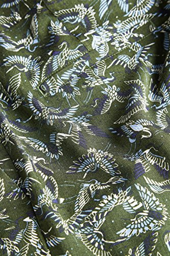 next Donna Pantaloni a gamba larga stampati - Petite Kaki