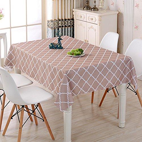 90 Tischdecke 90 X Bettwäsche Quadratische (Wasserdicht Coffee table Tischdecken, Tabelle tuch, Tv-schrank Staubdicht Tischdecken, Quadratische Bettwäsche aus baumwolle Tischdecken-D 90x90cm(35x35inch))