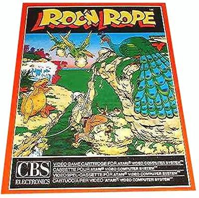 Roc N Rope ( Atari 2600 )