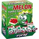 Fini - Water Melon - Bubble Gum - Kaugummi mit Brausefüllung - Box mit 200 Stück