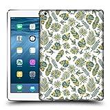 Offizielle Pom Graphic Design Gold Tropicana Muster 2 Ruckseite Hülle für iPad Air (2013)