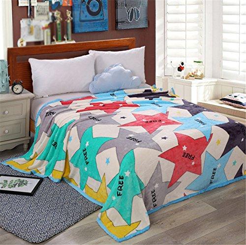 Preisvergleich Produktbild HJHET Verdickte Coral samtbezogenen Decke winter samt Decke Einzel Doppel nap decken Decke Bettwäsche, 230 * 200 cm