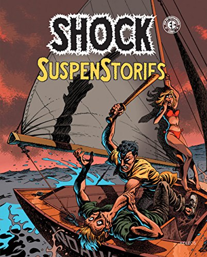 Shock Suspenstories - tome 2 (2)