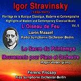 Mouvements pour piano et orchestre: No. 5
