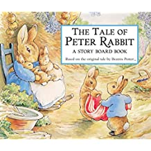 Tale of Peter Rabbit Story Board Book