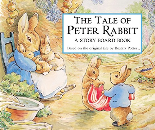 The Tale of Peter Rabbit Story Board ()