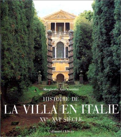 Histoire de la villa en Italie, XVe-XVIe siècle