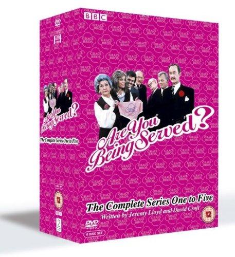 Series 1-5 (6 DVDs)