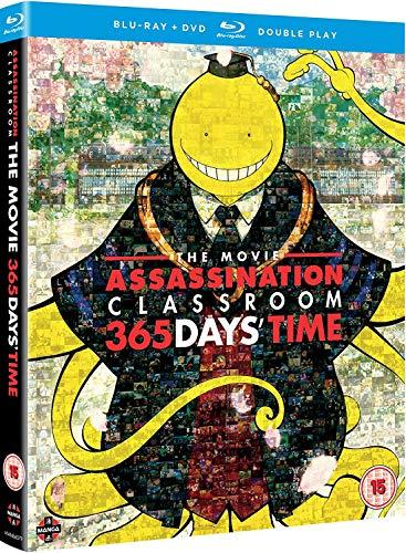 Preisvergleich Produktbild Assassination Classroom the Movie: 365 Days' Time DVD / BD Combo