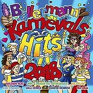 Ballermann Karnevals Hits 2018 [Explicit]