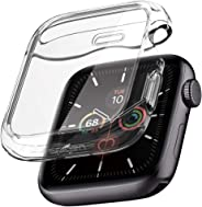 Spigen Ultra Hybrid designed for Apple Watch Case / cover for 40mm Series 5 / Series 4 - Crystal Clear