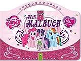 My Little Pony - Mein Taschen-Malbuch: Mit Pony-Stickern -