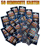 Topps - Star Wars Force Attax - SERIE 4 - 50 gemischte Base Karten