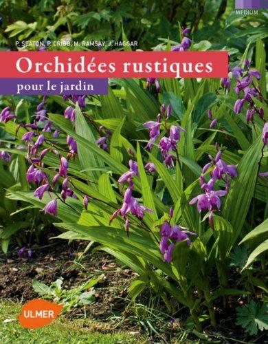 Orchidées rustiques pour le jardin