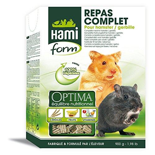 Repas complet pour Hamster et Gerbille, 0.900 kg. -...