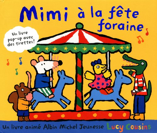 MIMI A LA FETE FORAINE Pdf - ePub - Audiolivre Telecharger