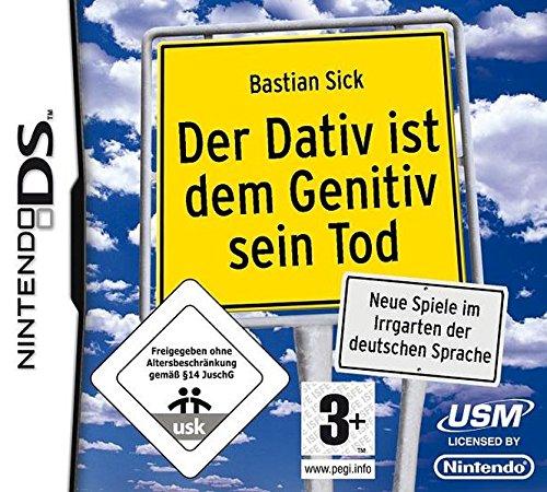 Der Dativ ist dem Genitiv sein Tod - [Nintendo DS]