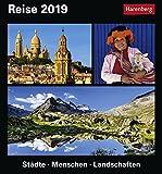 Reise - Kalender 2019: Städte, Menschen, Landschaften - Bernhard Pollmann, Martina Schnober-Sen