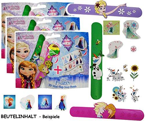 10 Set´s: Überraschungstüten & Wundertüten - ' Disney Frozen - die Eiskönigin ' - Kinderschmuck...
