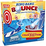 This extreme action-reaction game provides hours of fun and experimentation for all ages! Play on your own or with a group. Set up the Blast Off Launcher and the four Target Launchers to create exciting obstacle courses or invent NEW games. Players w...