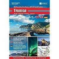 Guide de visite Norvège | Tromsø 1: 250000