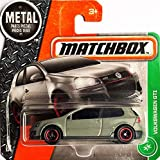 MATCHBOX 123113 VW/Volkswagen Golf GTI, grau - 1:64 (118/125)