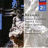 Streichquartette Op.51/67/Klavierquintett Op.34