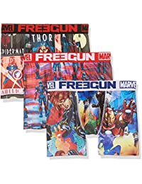 Freegun Marvel Pack X3, Boxer Homme