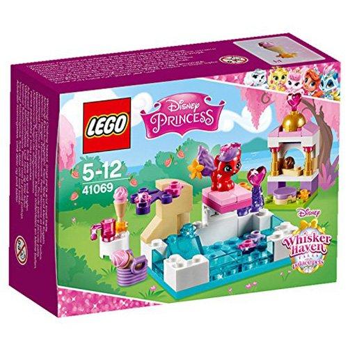LEGO - Día en la piscina de Treasure, multicolor (41069)
