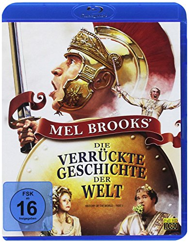 Mel Brooks' Die verrückte Geschichte der Welt [Blu-ray] - Findet Welt
