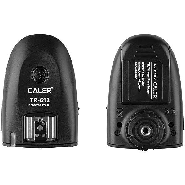 Jinbei Tr 612 Hss Funkempfänger Ttl Für Nikon Elektronik