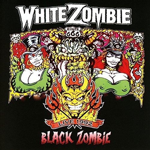 Black Zombie live 1992
