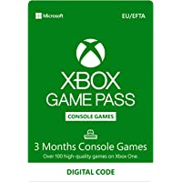 Xbox Game Pass for Console | 3 Month Membership | Xbox - Download Code