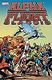 Image de Alpha Flight Classic Vol. 1