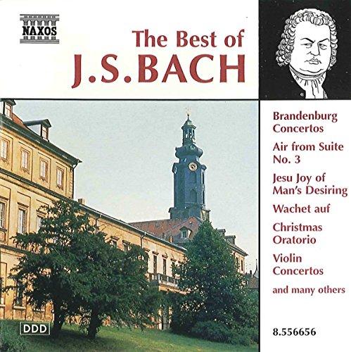 Le Meilleur de Jean Sébastien Bach