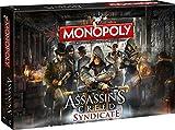 Monopoly - Assassins Creed Syndicate DE [Edizione: Germania]